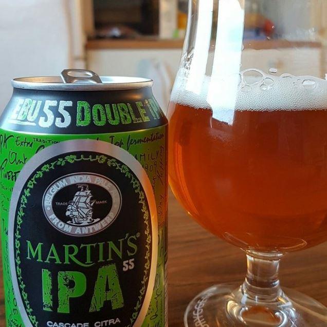 martin's ipa 55