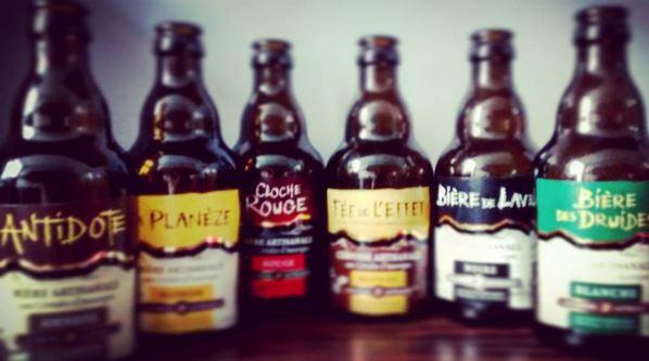 Effet De La Biere a la découverte des bières artisanales: l'auvergne autrement - beer.be