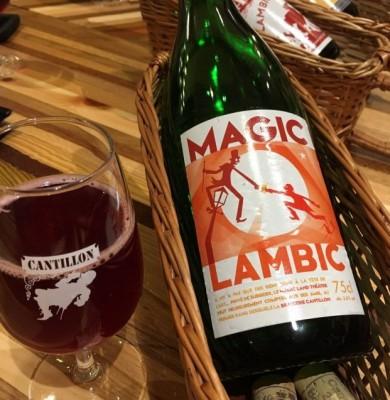 magic lambic